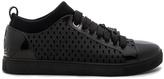 Vivienne Westwood Orb Enameled Sneakers