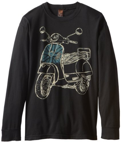 Charlie Rocket Boys 8-20 Scooter Tee