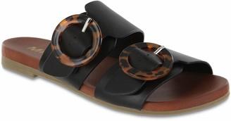 Mia Adjustable Slide Sandals - Edina