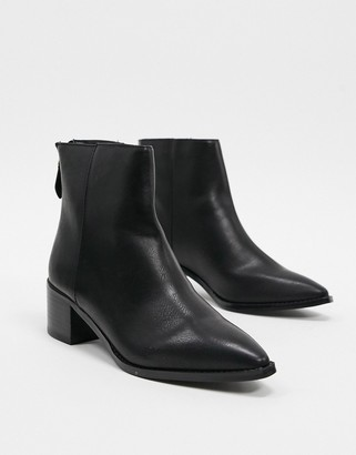 Vero Moda pointed toe boots