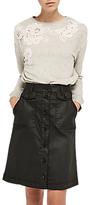 Gerard Darel Abeille Skirt, Black