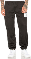 Undefeated 5 Strike Mesh Warm Up Pant