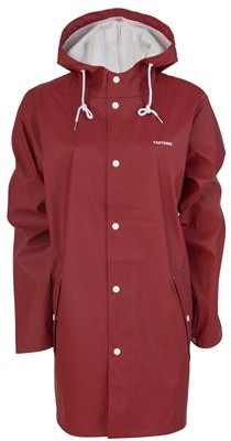 Tretorn Oak Red Wings Rain Jacket - oak | Oak red | L .