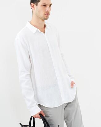 Jac + Jack Alex Linen Shirt