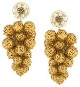 Dolce & Gabbana sphere cluster clip-on earrings