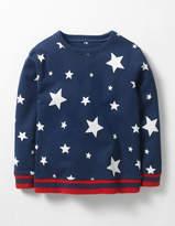 Boden Glowing Space Sweatshirt