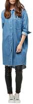 Selected Denim Dress, Light Denim Blue