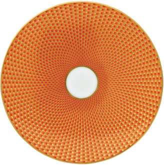 Raynaud Tresor Orange Bread and Butter Plate