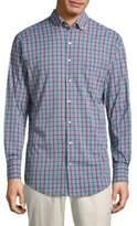 Peter Millar Collier Plaid Button-Down Shirt