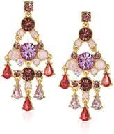 Carolee Drama Chandelier Drop Earrings