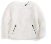 Tommy Hilfiger Fur Sweatshirt