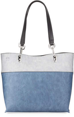 Calvin Klein Reversible Large Pebbled Tote Bag