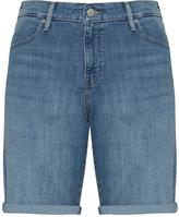 Levi's s Plus Size Denim Bermuda shorts