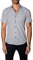 Jared Lang Printed Short Sleeve Shirt
