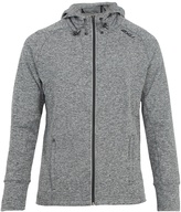 2XU Formsoft hooded zip-through jersey sweatshirt
