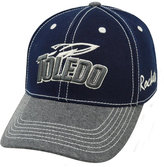 Top of the World Toledo Rockets High Post Stretch-Fit Cap
