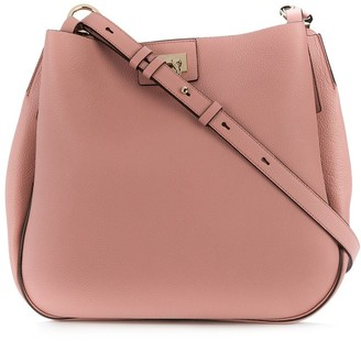 Salvatore Ferragamo Gancini Hobo bag