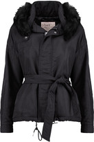 McQ by Alexander McQueen Hooded shell jacket