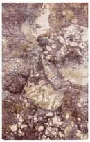 "Surya Gemini Area Rug - Gray/Chocolate/Mocha, 3'3"" x 5'3"""