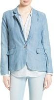 Joie Women's Gabrianna Linen & Cotton Blazer
