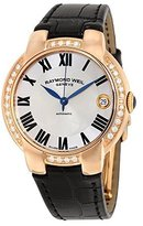 Raymond Weil Women's 2935-PCS-01659 Analog Display Swiss Automatic Black Watch by