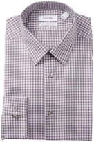 Calvin Klein Swiss Point Slim Fit Dress Shirt