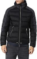 Diesel W-mode Jacket, Black