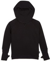 Nununu Boys' Ninja Hooded Sweatshirt - Little Kid, Big Kid