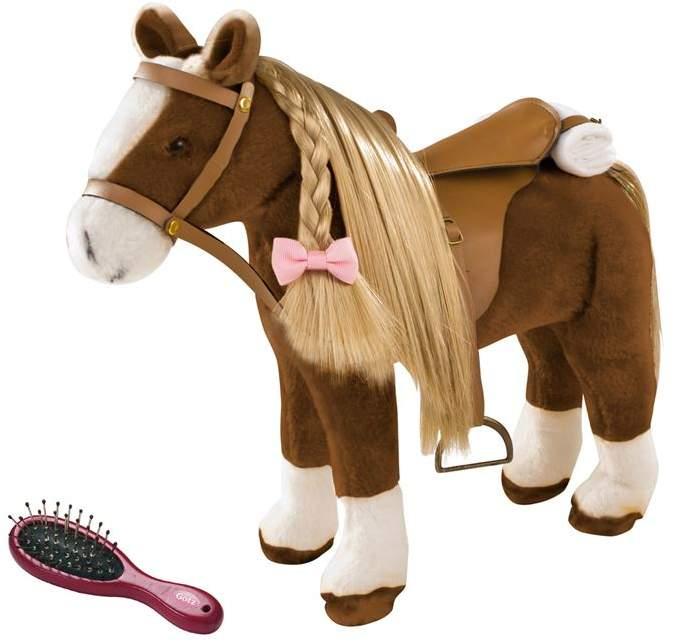 Gotz Brush and Style Pony