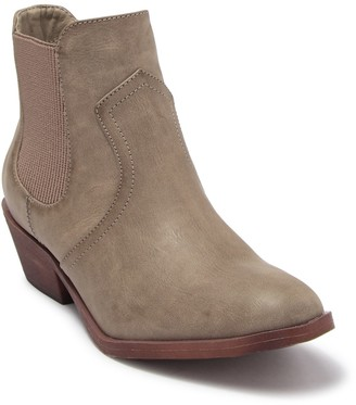 Mia Galvin Western Ankle Boot