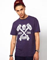 Addict Kdu Colab T-Shirt Create & Destroy