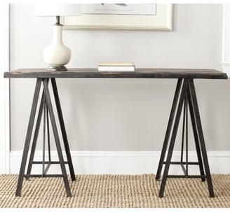"""Safavieh Troy 53.7 """" Solid Wood Console Table"""