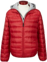 Roundtree & Yorke Down Puffer with Hood
