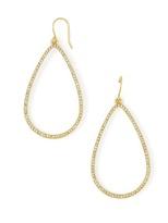 BaubleBar Marissa Hoop Earrings