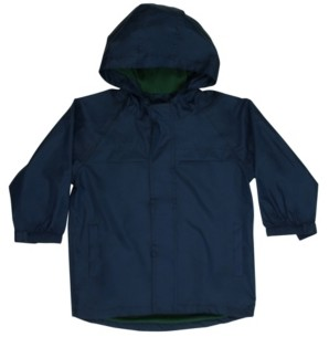 Western Chief Little and Big Boy's and Little and Big Girl's Solid Nylon Rain Coats