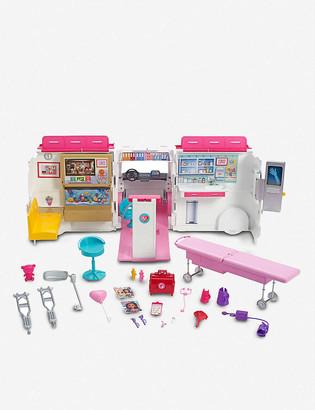 Barbie Care Clinic medical vehicle set