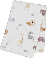 TREND LAB, LLC Trend Lab Crayon Jungle Deluxe Swaddle Blanket
