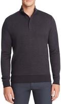 HUGO BOSS BOSS Sidney Half-Zip Sweater