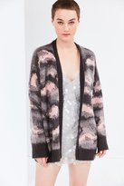 Ecote Brushed Camo Cardigan