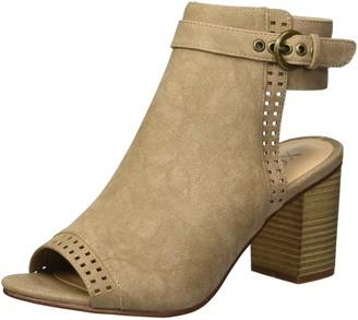 XOXO Women's Edia Heeled Sandal