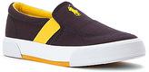 Polo Ralph Lauren Boys' Faxon II Slip-On Sneaker Preschool