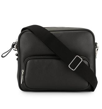 Tod's zipped messenger bag