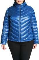 Calvin Klein Packable Quilted Down Jacket