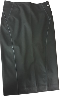 Trussardi Black Skirt for Women
