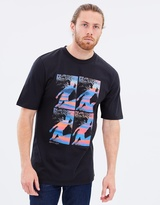 Quiksilver Mens Topanga Trippin T Shirt