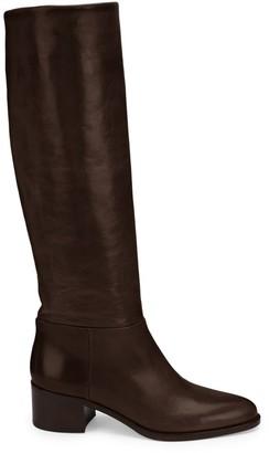 Prada Tall Leather Boots