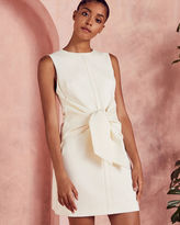 Ted Baker Tie front dress