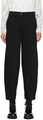 See by Chloe Black Cool Tailoring Trousers