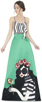 Alice + Olivia Ursula Embellished Ball Gown Skirt