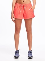 Old Navy Go-Dry All-Day Performance Shorts for Women